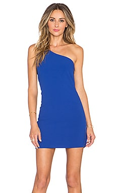 x Naven Twins Lure Dress in Blue