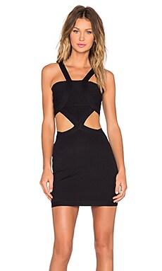 x REVOLVE My Confessions Bodycon Dress in Black