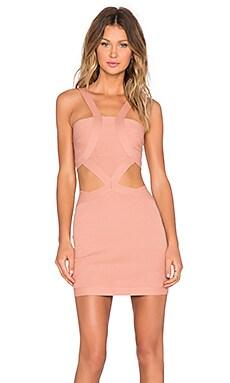 x REVOLVE My Confessions Bodycon Dress in Blush