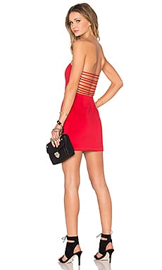 I'm Back Dress in Red