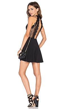 Gimmie More Dress in Black