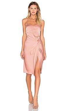 Georgia Dress in Blushed Nude