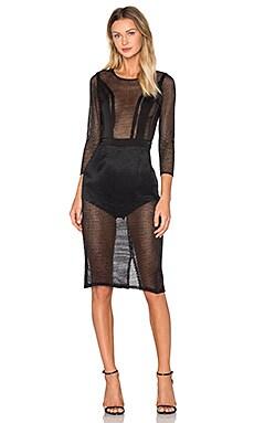 Sabrina Dress in Black