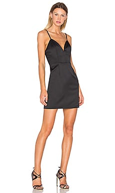 x Naven Twins x REVOLVE Not Your Babe Dress in Black