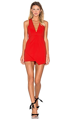 x Naven Twins x REVOLVE Dreaming Bodycon in Red