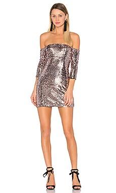 x REVOLVE Atlantis Dress in Blush