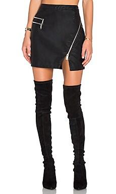 x REVOLVE Liv Skirt in Black
