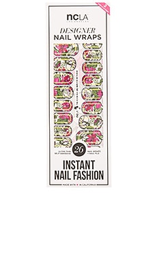 Collection Nail Wraps in Downtown Resort