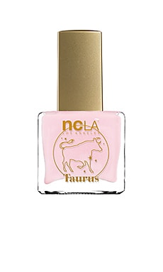 What's Your Sign? Taurus Lacquer in Baby Pink Cream