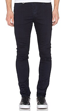 Sharp Iggy Skinny Jeans in Indigo