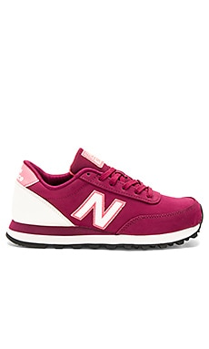 Classic Running Sneaker in Sedona Red & Sedona