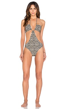 Lilikoi One Piece Swimsuit in Crochet Lace