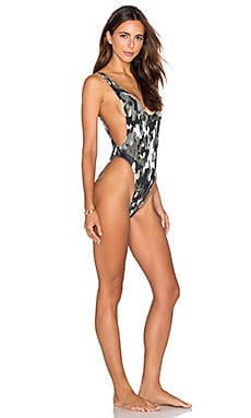 Marissa One Piece in Modern Camo
