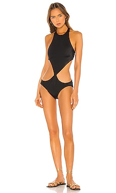 Chuck One Piece in Black