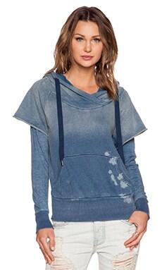 Ray Pullover Sweatshirt in Rascal