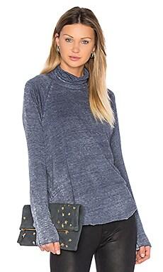 #alldayNSF Coco Sweatshirt in Meridian Blue