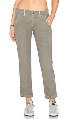 #alldayNSF Edith Pant in Pigment Army