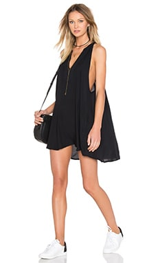 Capricorn Dress in Black