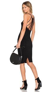 Onyx Dress in Black