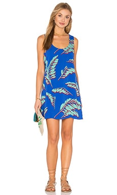 Fenix Dress in Blue Multi