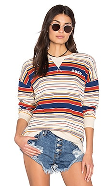 Eva Thermal Long Sleeve Top in Multi