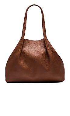Lulu Tote Bag in Cognac