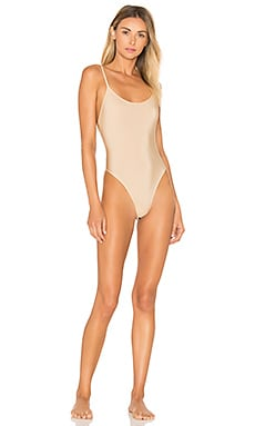 Second Skins Lowback Bodysuit in Nude
