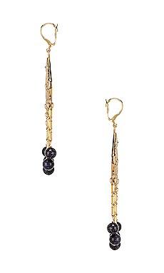 Baroque Coin EarringsParadigm