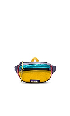 Lightweight Travel Mini Hip Pack in Patchwork