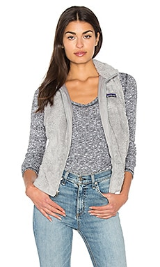 Los Gatos Vest in Drifter Grey