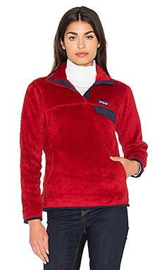 Re-Tool Snap-T Pullover in Raspen Red X