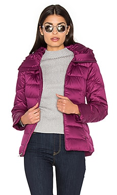 Downtown Jacket in Violet Red