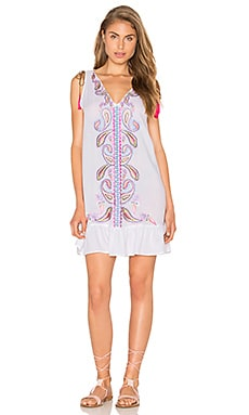 Amara Dress in Paisley