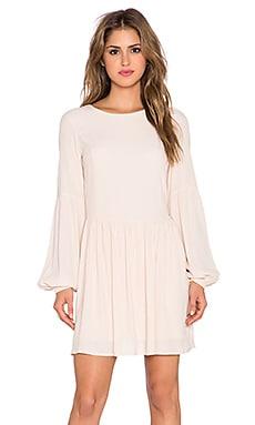 Layne Dress in Peony