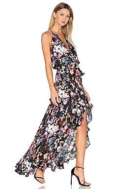Luciana Dress in Alstro