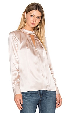 Eleanor Blouse in Mauve