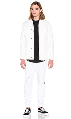 Heller Jacket in White