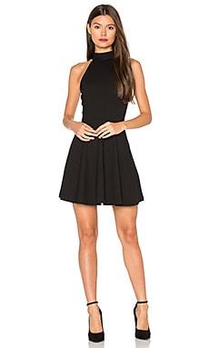 Salo Dress in Black
