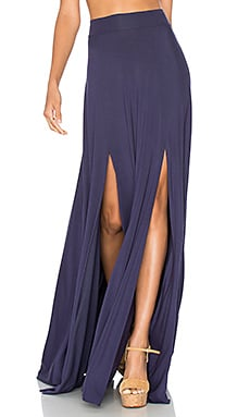 Josefine Maxi Skirt in Nightfall