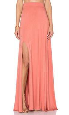Josefine Maxi Skirt in Mojave