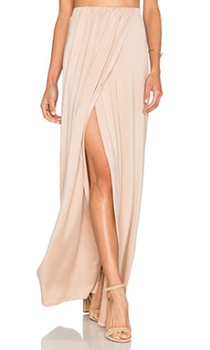 Lima Maxi Skirt in Bamboo
