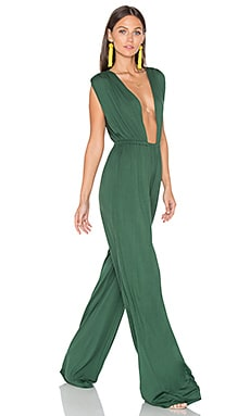 Thorne Reversible Jumpsuit in Fir
