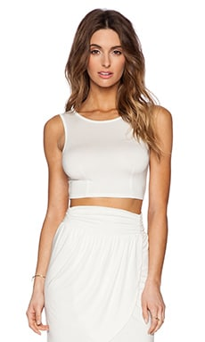 Leonie Top in White