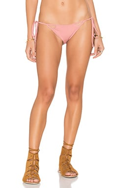 Arden Bikini Bottom in Dusty
