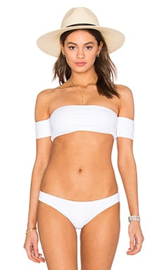 Zani Top in White