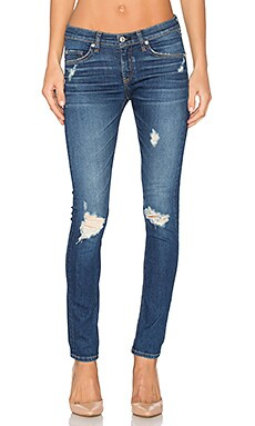 Distressed Capri in Canyon