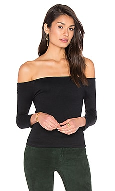 Donna Top in Black