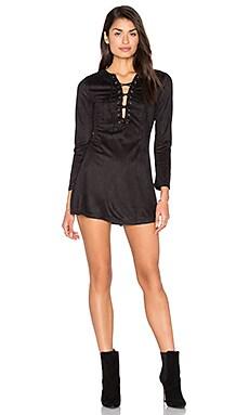 Desert Storm Dress in Black