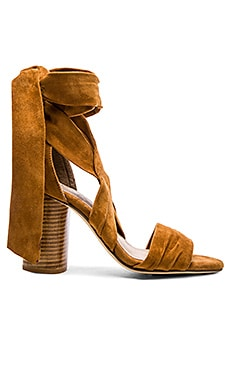 x REVOLVE Mia Heel in Whiskey