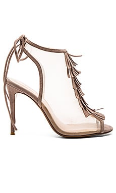 Bailey Heel in Taupe